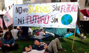 protestas climáticas