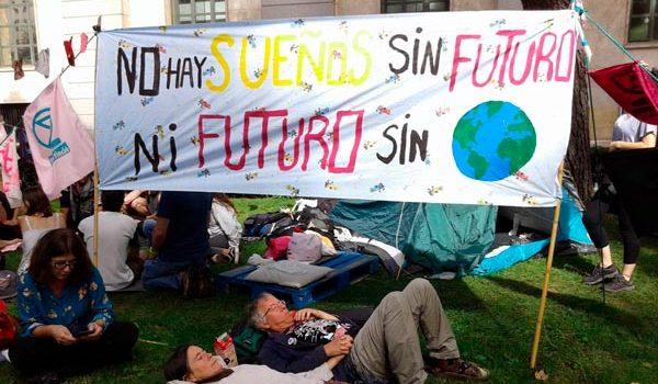 Por qué me uno a las protestas climáticas, y usted también debería hacerlo.
