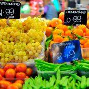 La tasa de inflación española se mantiene ligeramente por encima de cero