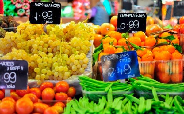 tasa de inflación española ligeramente por encima de cero