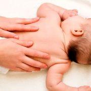 Quiero masajear a mi bebé en casa. ¿Cómo lo hago?