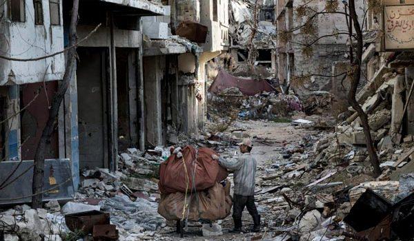 ¿Qué está ocurriendo con los refugiados de la guerra de Siria?