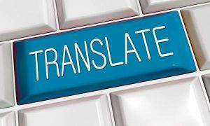 traducir un texto en Alcobendas