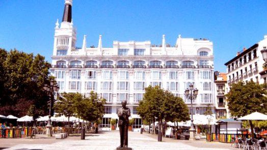 visita en Madrid